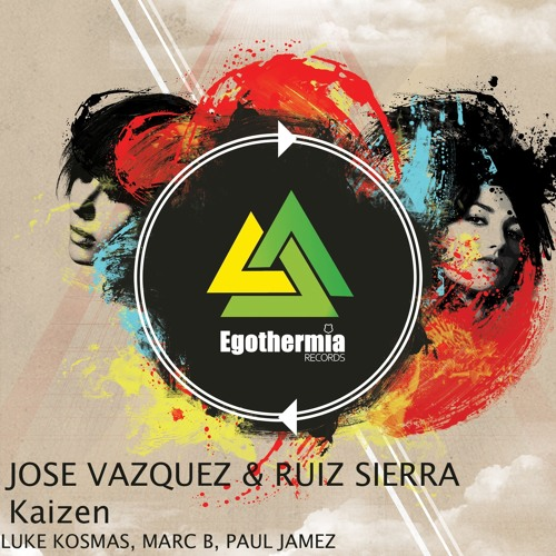 Jose Vazquez, Ruiz Sierra - Kaizen (Paul Jamez Remix) - [Egothermia]