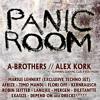 TIMO MANDL // PANIC ROOM #2 w/ A-BROTHERS,ALEX KORK,TIMO MANDL @ ZOLLAMT STUTTGART