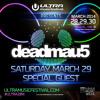 Deadmau5 Troll Martin Garrix - Animal (LIVE @ UltraMusicFestival 2014)