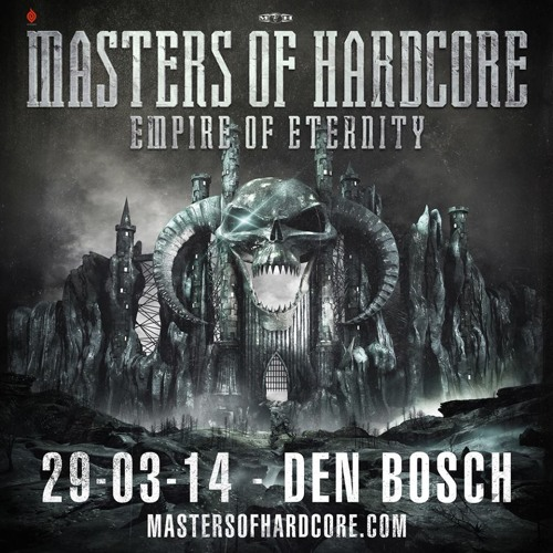 "Angerfist & Miss K8 at ""Masters Of Hardcore - Empire Of Eternity"""
