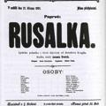 Antonin Dvorák: Rusalka - Irina Urusova