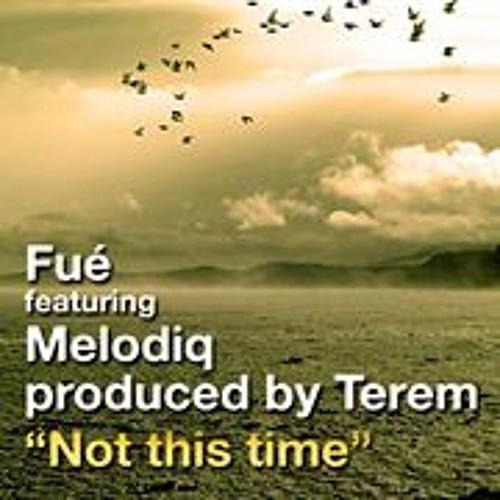 Fué - Not This Time Feat Melodiq (prod by Terem)