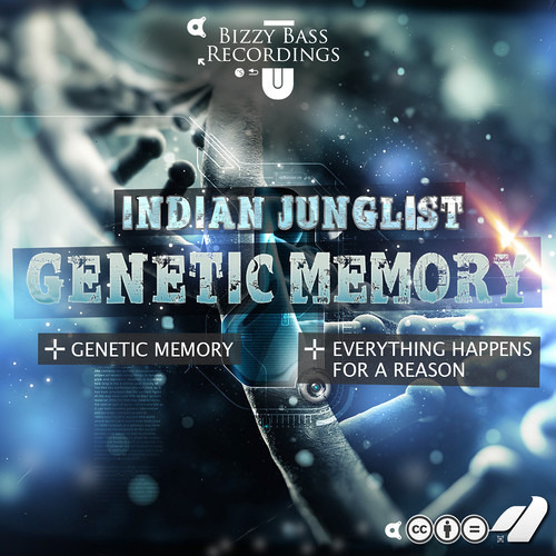Indian Junglist - Everything Happens for a Reason (OUT NOW on Bizzy Bass Rec)