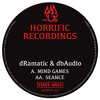 aa. dRamatic & dbAudio  HORRIFIC001 •'Seance'