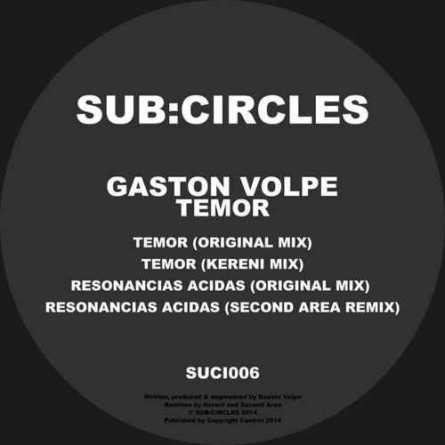 Gaston Volpe - Resonancias Acidas (Not Final Version) [Sub:Circles Records]