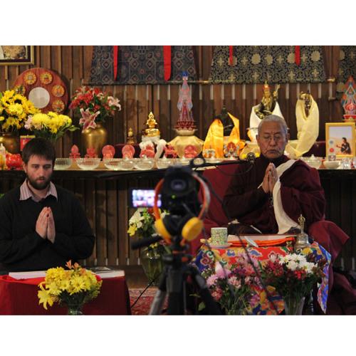 Lama Tsering Gyaltsen : A Torch Lighting the Way to Freedom : Hour 1 : 2-02-14