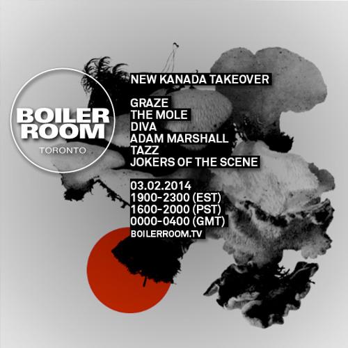 Diva Boiler Room Toronto DJ Set