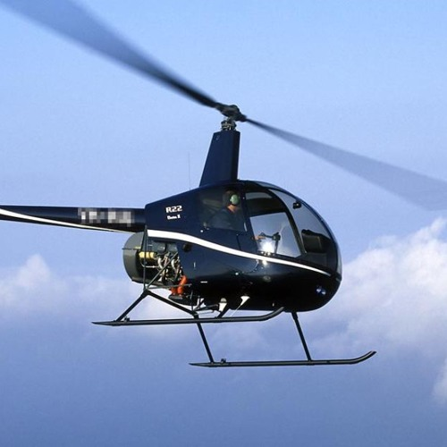 A-Z of jobs: Helicopter pilot