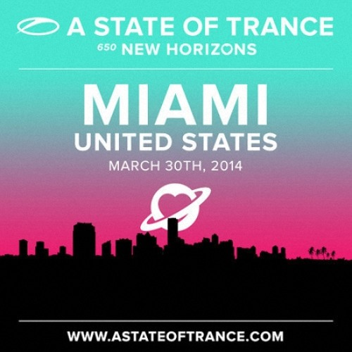 Cosmic Gate – Live At ASOT 650 (Ultra Music Festival Miami 2014) – 30.03.2014