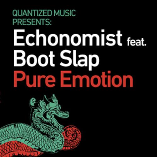 Echonomist, Boot Slap - Pure Emotion
