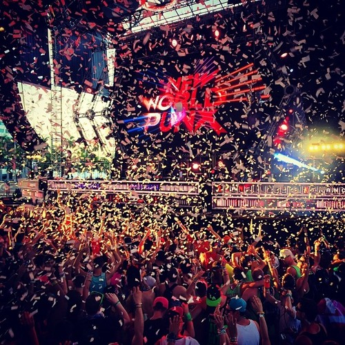 New World Punx - A State Of Trance 650 - Live At Ultra Music Festival, Miami [March 30, 2014]