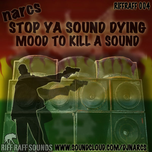 Narcs-Mood To Kill A Sound (out now on riffraffsounds.bandcamp.com)