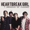 Heartbreak Girl by 5SOS cover - Klutzy Cover Girls