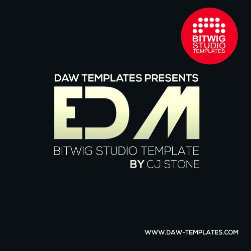 Bitwig Template EDM