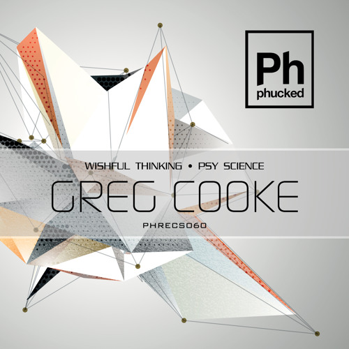 Greg Cooke - Psy Science [OUT NOW]