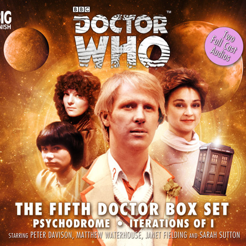 Doctor Who - The Fifth Doctor Series (trailer)