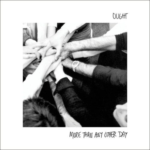 Ought - 'More Than Any Other Day' album tracks
