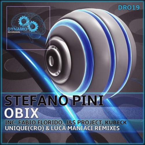 Stefano Pini - Obix (Fabio Florido Remix) [DYNAMO] played by RICHIE HAWTIN 128Kbps