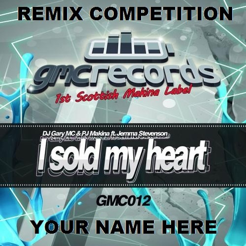 Gary MC & PJ Makina - I Sold My Heart (Deivid Sound Remix) [FREE NOW ON DESCRIPTION]
