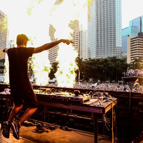 Martin Garrix - Live at Ultra Music Festival (Miami, United States) 29.03.2014