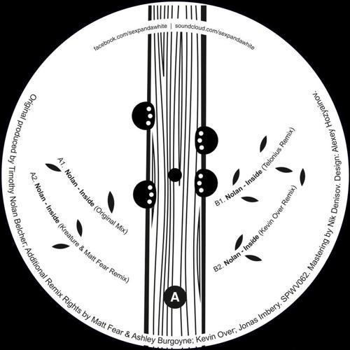 Nolan - Inside (Matt Fear & Kreature Remix) OUT NOW on Sex Panda White