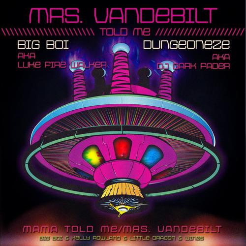 Big Boi - Mrs. Vandebilt Told Me