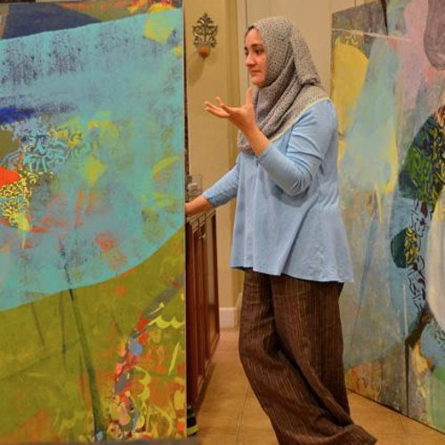 Sophia Sattar: Painting Home