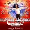 MICHAEL JACKSON THE IMMORTAL WORLD TOUR INTERVIEW