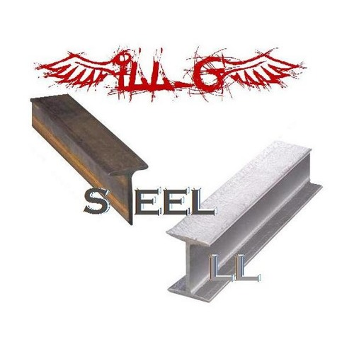 """ILL-g   """"Steel ILL"""" full mix"""