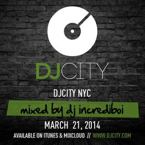 DJ City Podcast (3-21-2014)
