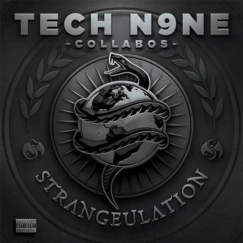 Tech N9ne - 'Hard (A Monster Made It)' - feat. MURS