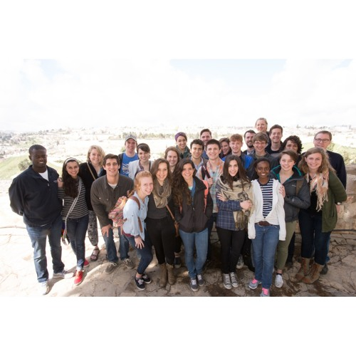 Wheaton College students visit West Bank, 1854 Treaty of Kanagawa and Ecohero Darius Jones