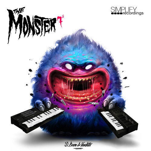 D.Beam - The Monster (Samples Remix)