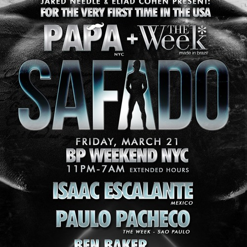 ISAAC ESCALANTE LIVE AT IRVING PLAZA NYC SAFADO  PAPA PARTY AND THE WEEK