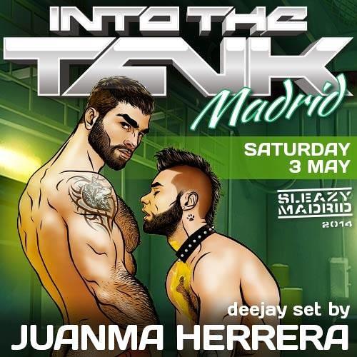 Juanma Herrera - Into The Tank @ Sleazy Madrid 14