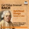 C.P.E. Bach: Sturms geistliche Gesänge mit Melodien, Vol. 1, No. 14: Der Frühling
