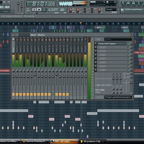 Demonstração  -  Prod. DJ Mancha