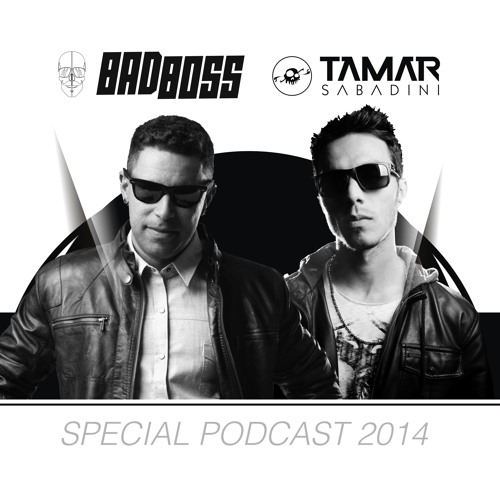 TAMAR SABADINI & BAD BOSS @ SET MIX 2014