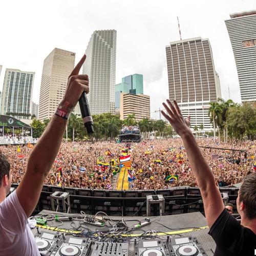 W&W Live @ Ultra Music Festival Miami 2014