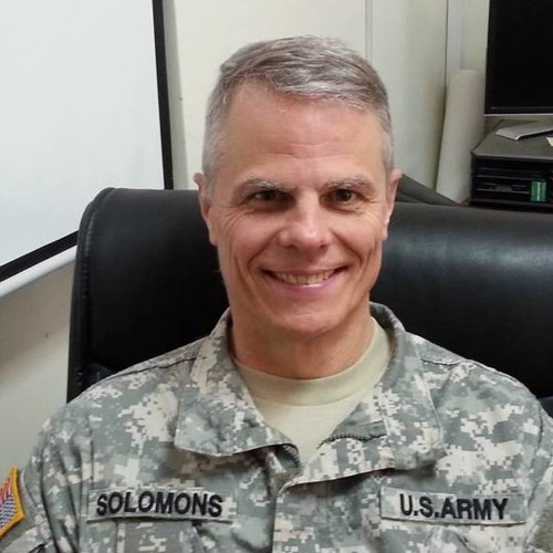 Finding Common Ground with COL Mark Solomons on Empowered Living Radio