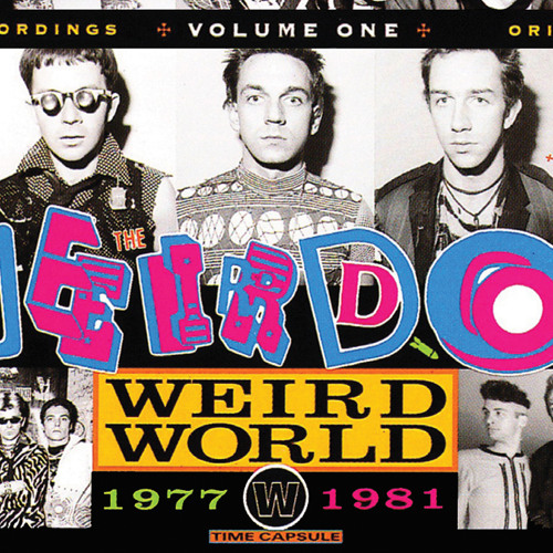 The Weirdos - Life Of Crime