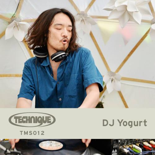 Technique Mix Series 012 - DJ Yogurt