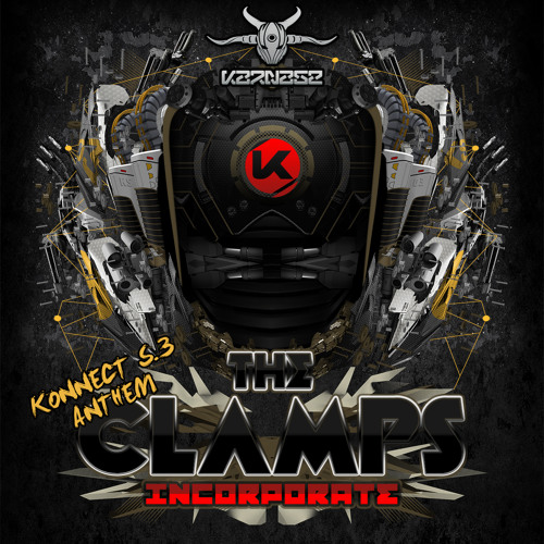 The Clamps - Incorporate (Konnect Session 2014 Anthem) [Karnage Records]
