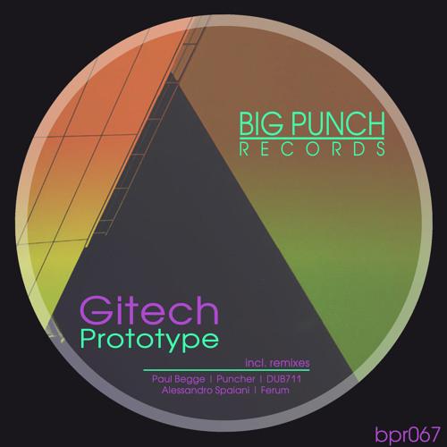 Gitech - Prototype (Original Mix)(PROMO)