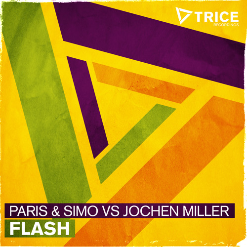 Paris & Simo vs Jochen Miller - Flash [OUT NOW!]