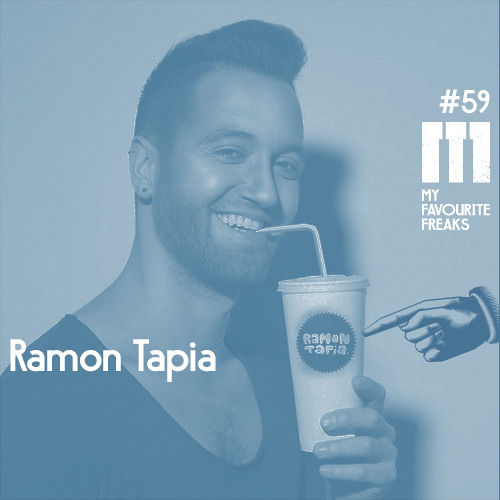 My Favourite Freaks Podcast #59 Ramon Tapia