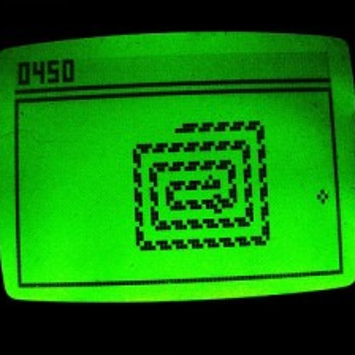 Can't sleep - Playing Snake II