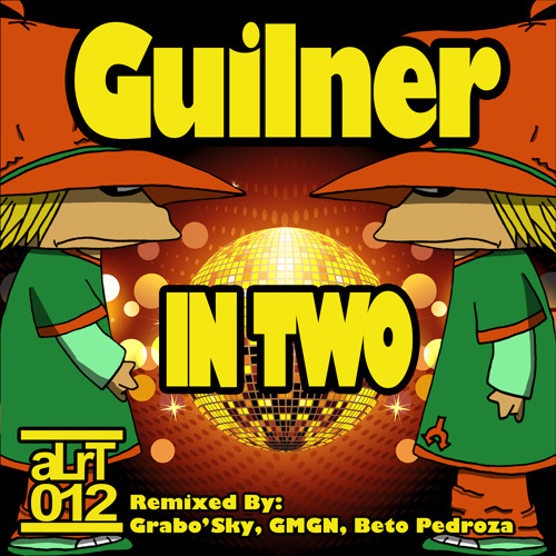 Guilner - In Two  [aLrT012]