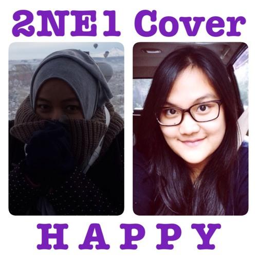 [COLLAB] 2NE1 - HAPPY (Anty ft. @tiffaniafifa) Cover