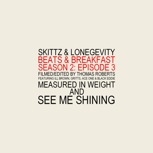 """Skittz & LONEgevity """"See Me Shining"""" ft. Ace One & ILL Brown"""